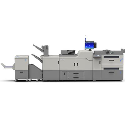 Ricoh's innovative production sheet fed presses, the ProTM C7200sx Series