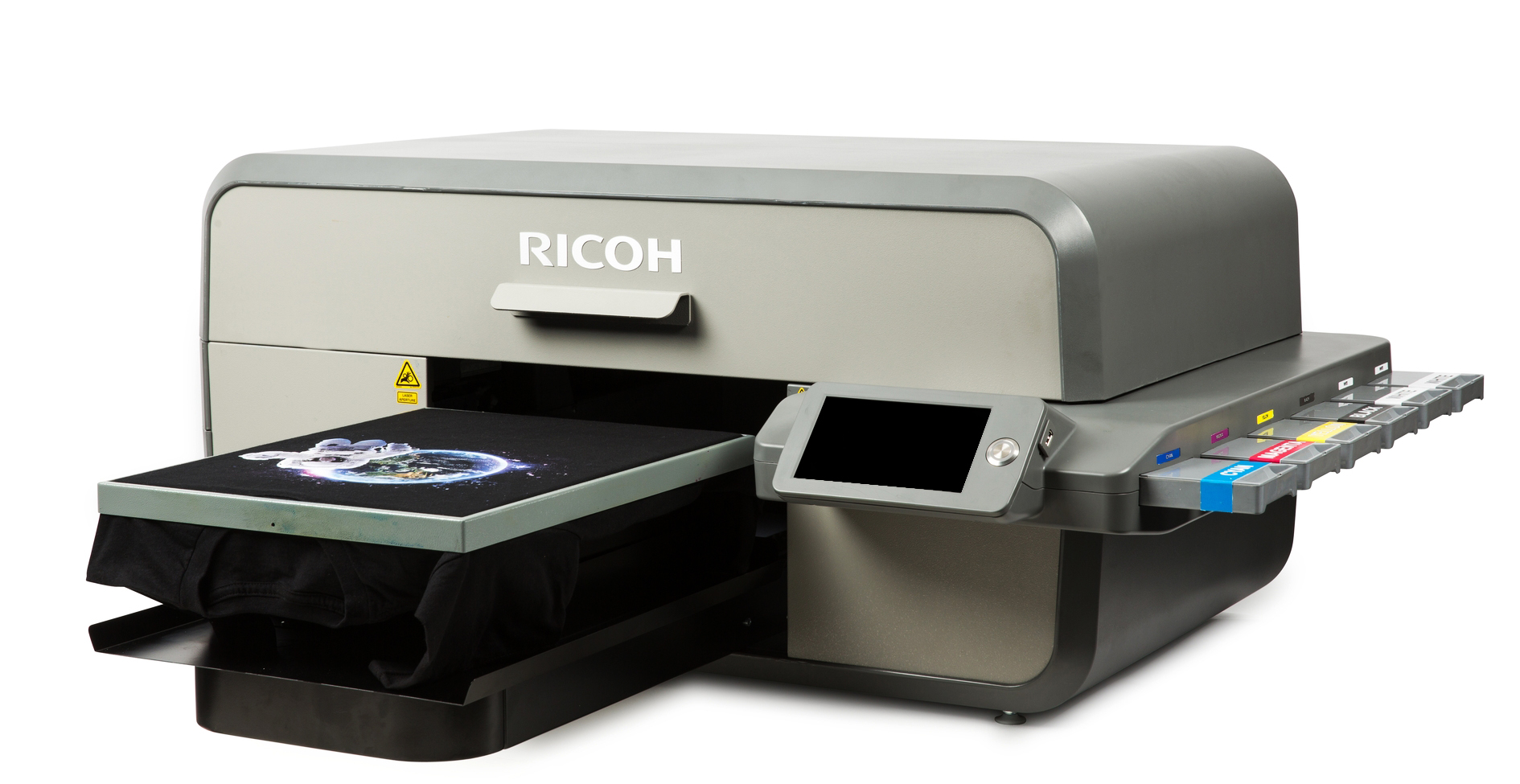 Ricoh showcases glittering future for PSPs with expansive product portfolio at FESPA 2017