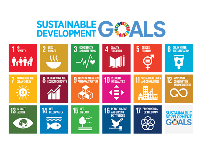 Our approach to sustainability - SDG Goals
